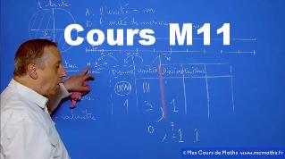 Cours M11 Vidéo de Maths
