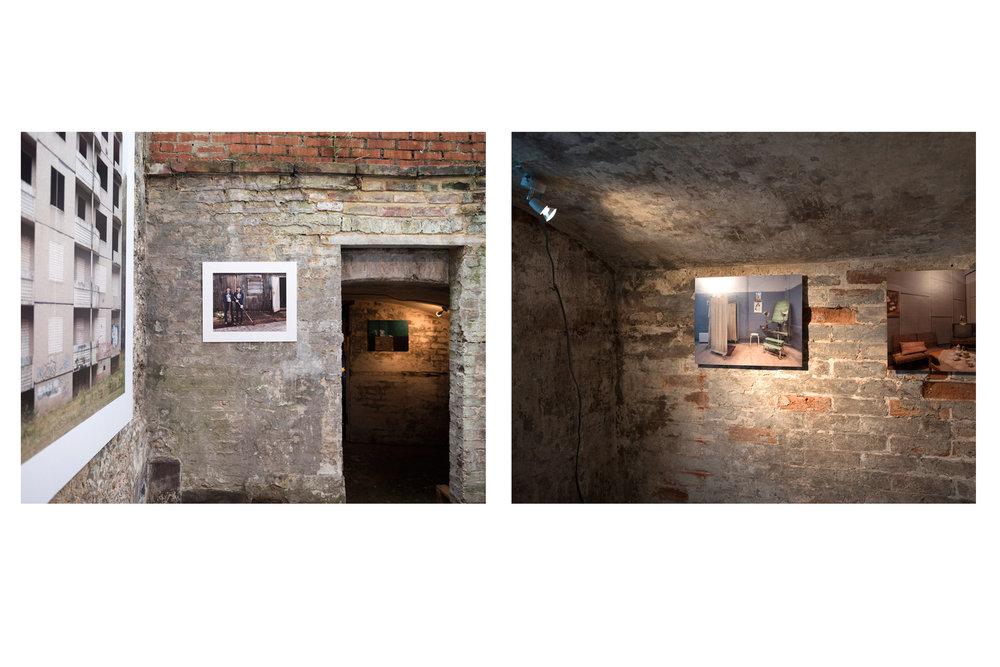 ONCA Gallery, Brighton, 2016