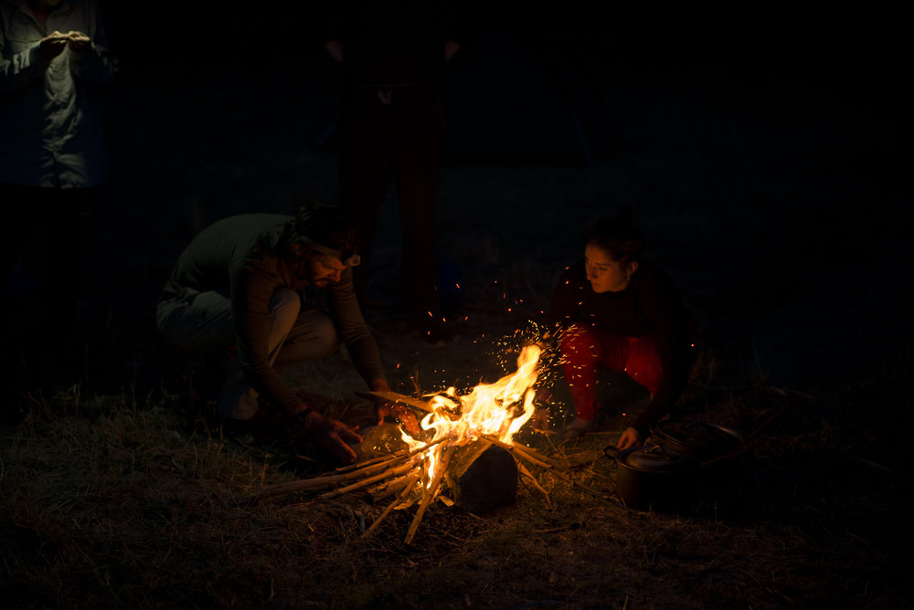 Camp craft