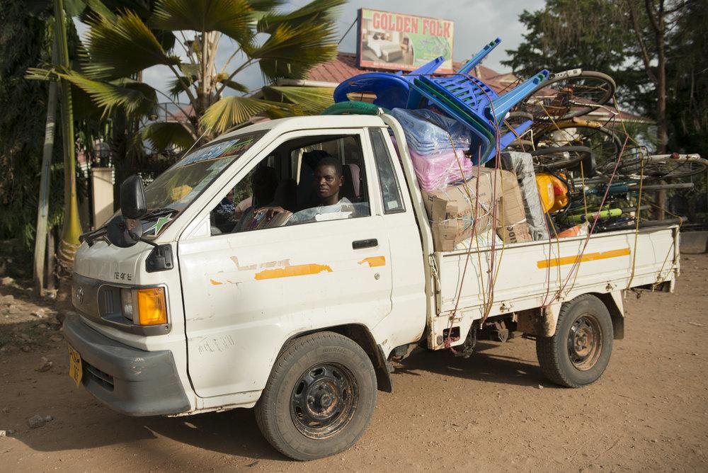 Entrepreneurs head back to village