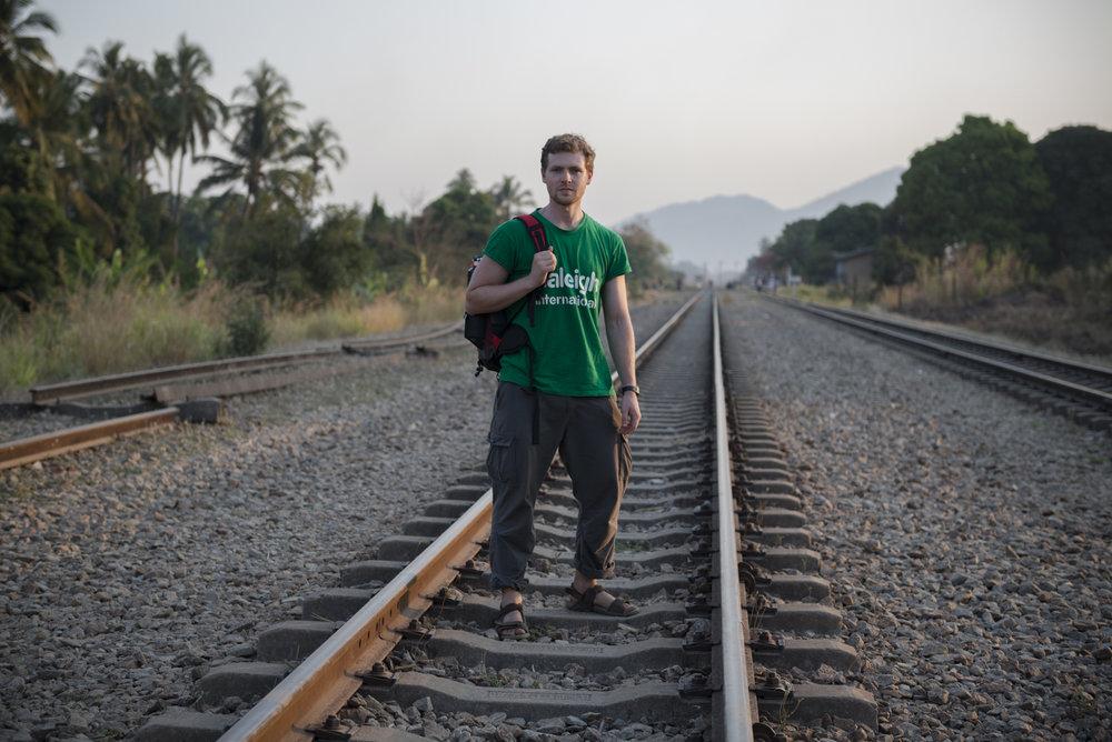 Project manager Dan Savigar