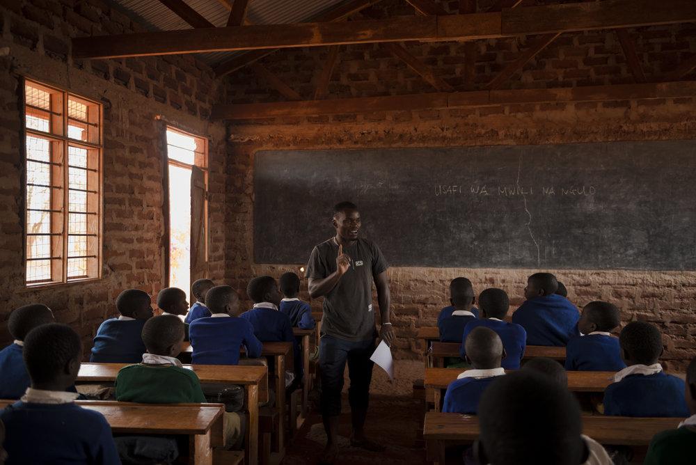 Teaching in Sejeli