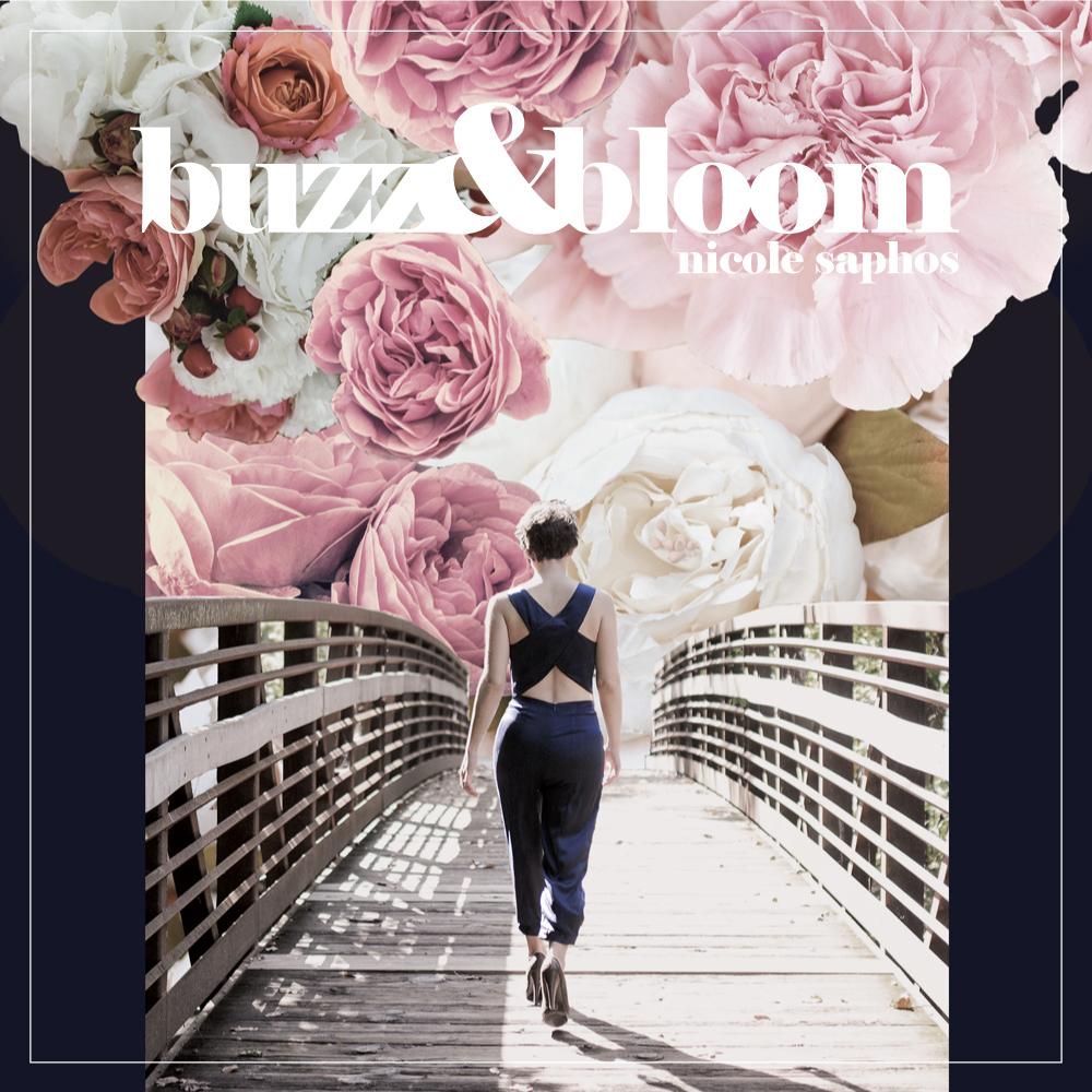 Nicole Saphos / Album Cover