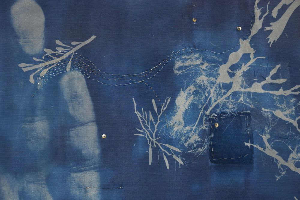 "Hannah Lamb ""Baptism"" (detail)"