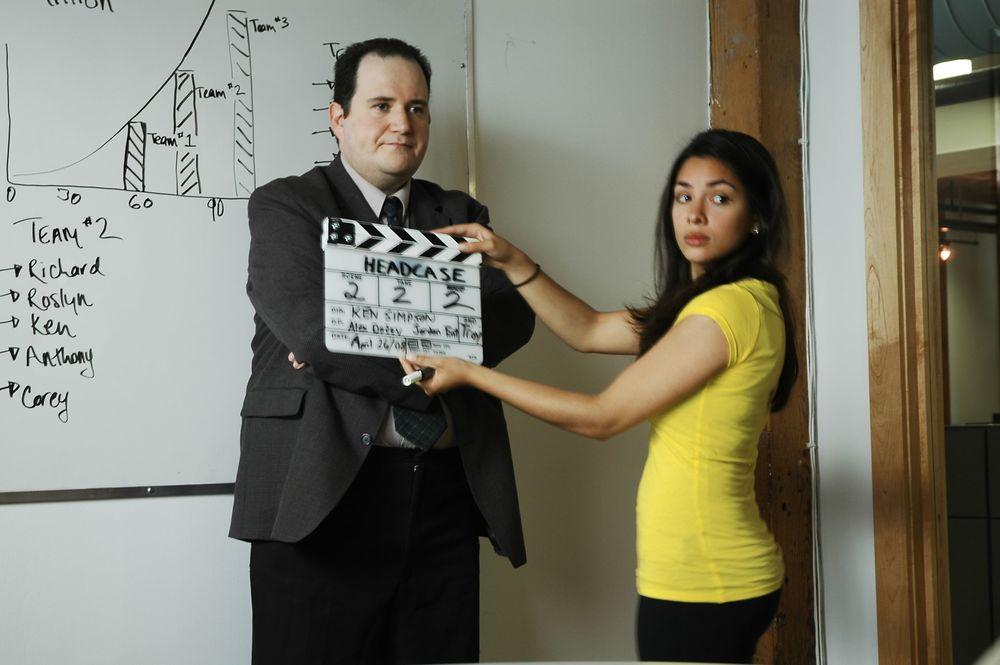 Anthony Alviano & Co-producer Lara Amersey