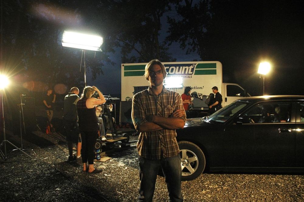 Director Ken Simpson