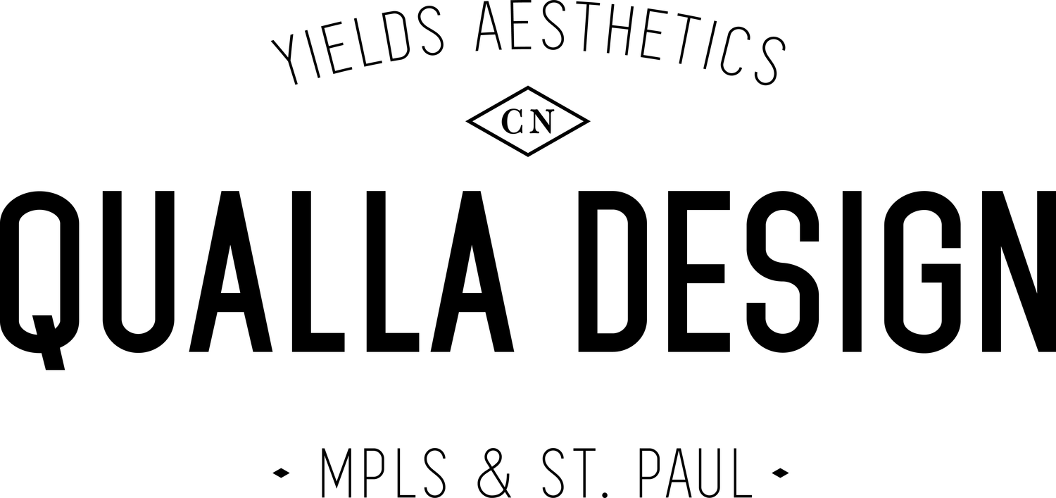 Qualla Design | Art Direction & Design of Andy Nelson