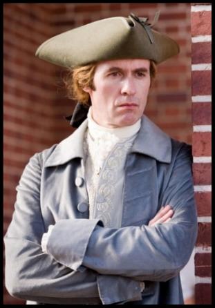 Stephen Dillane como Jefferson (HBO's  John Adams , 2008)