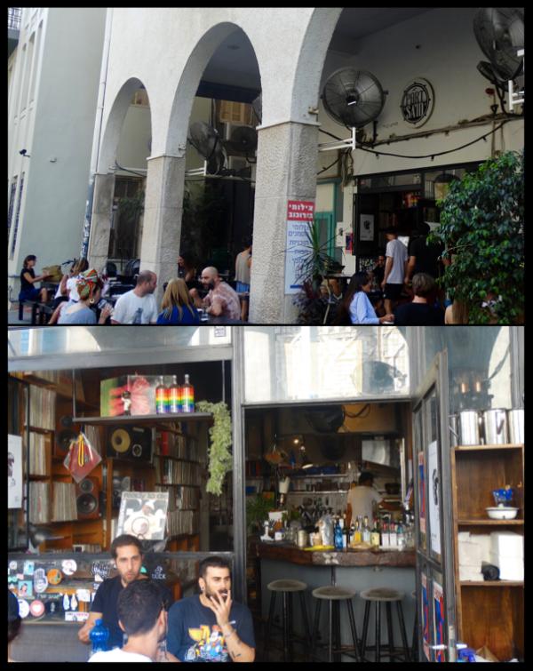 Port Sa'id, Tel Aviv: location of the best minute steak in Israel!