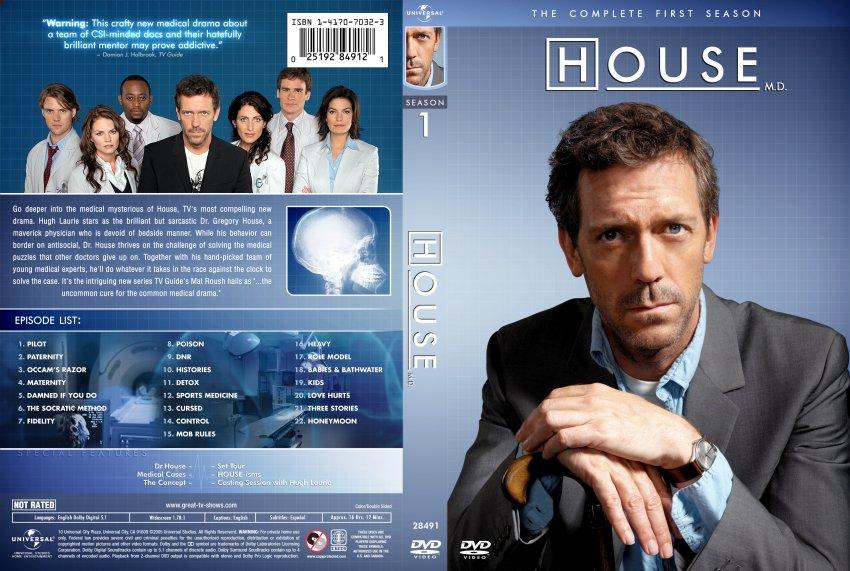 HOUSE M.D. ESSENTIAL VIDEOS   SEASON 02