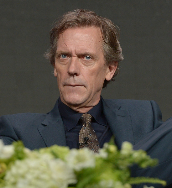 HUGH LAURIE TCA SUMMER...