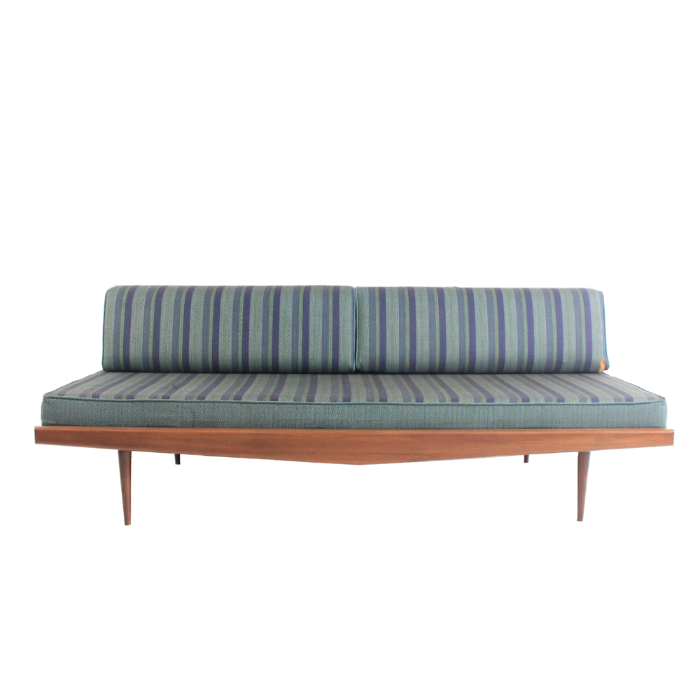 Vintage Mid Century Modern Day Bed