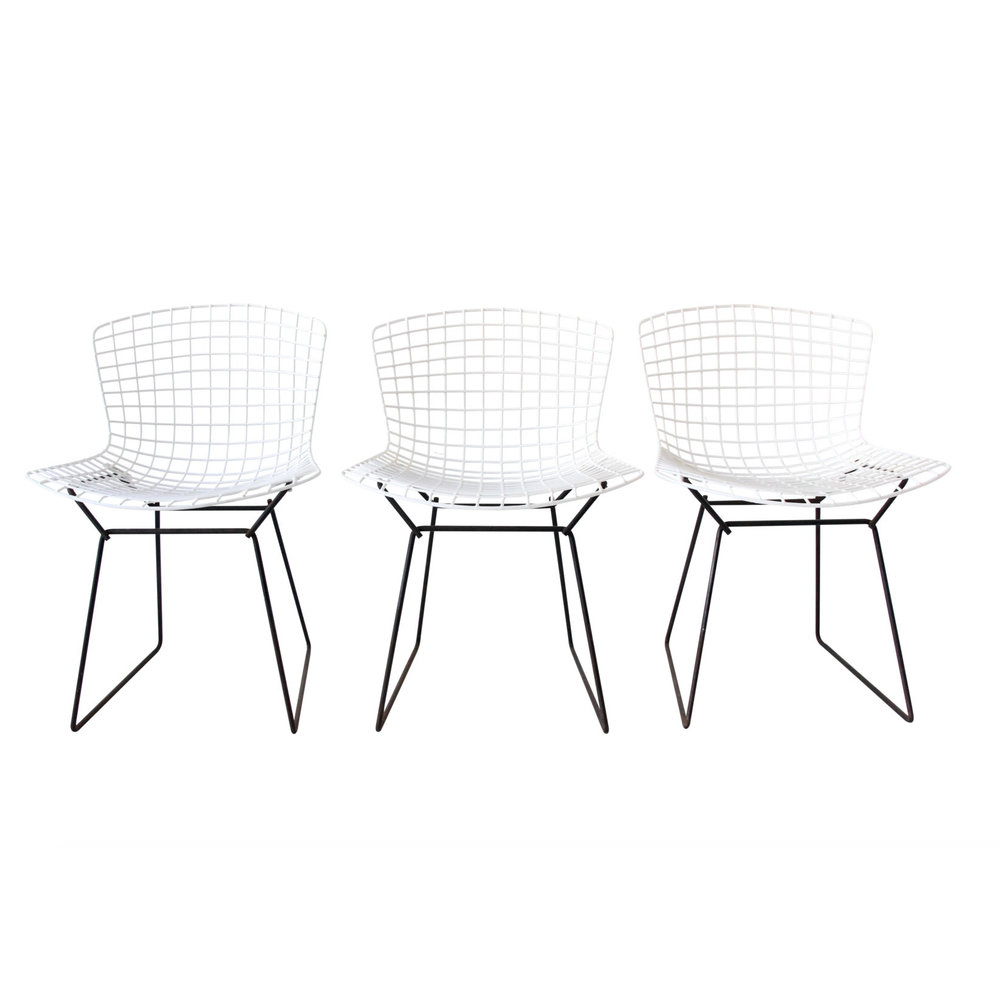 Vintage Bertoia Chairs