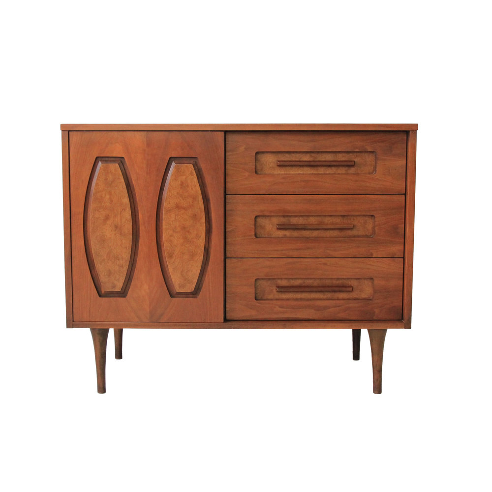 Vintage Mid Century Modern Dresser