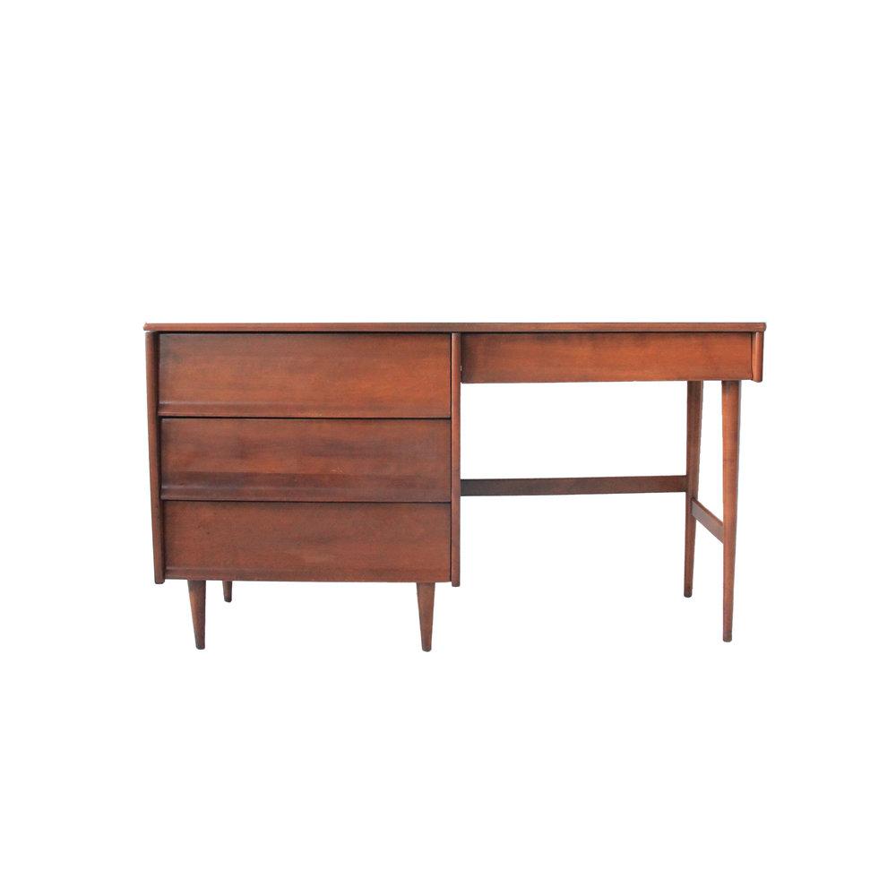 Vintage Mid Century Modern Heywood Wakefield Desk