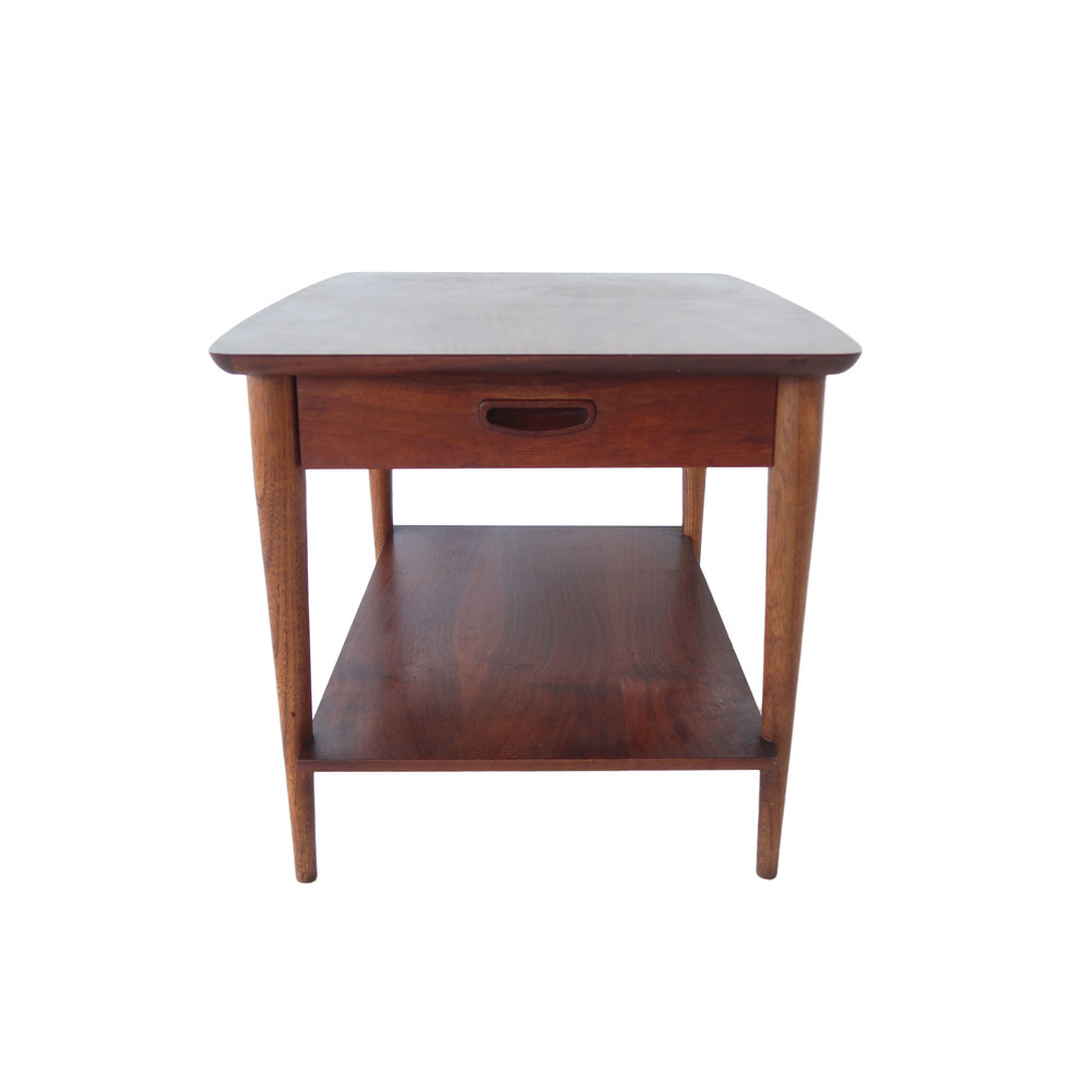 Vintage Mid Century Modern Lane End Table