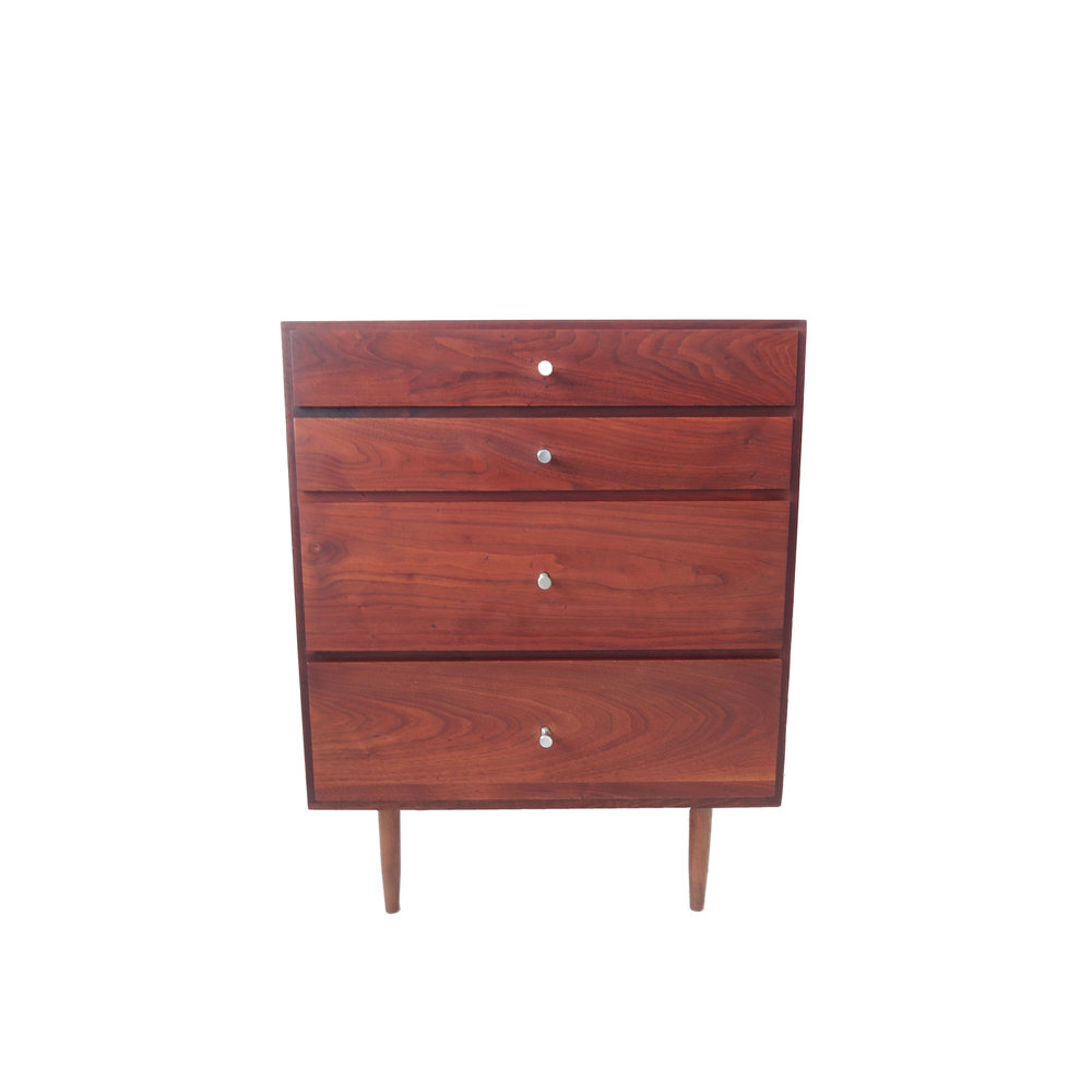 small 4 drawer mid century modern walnut dresser.jpg