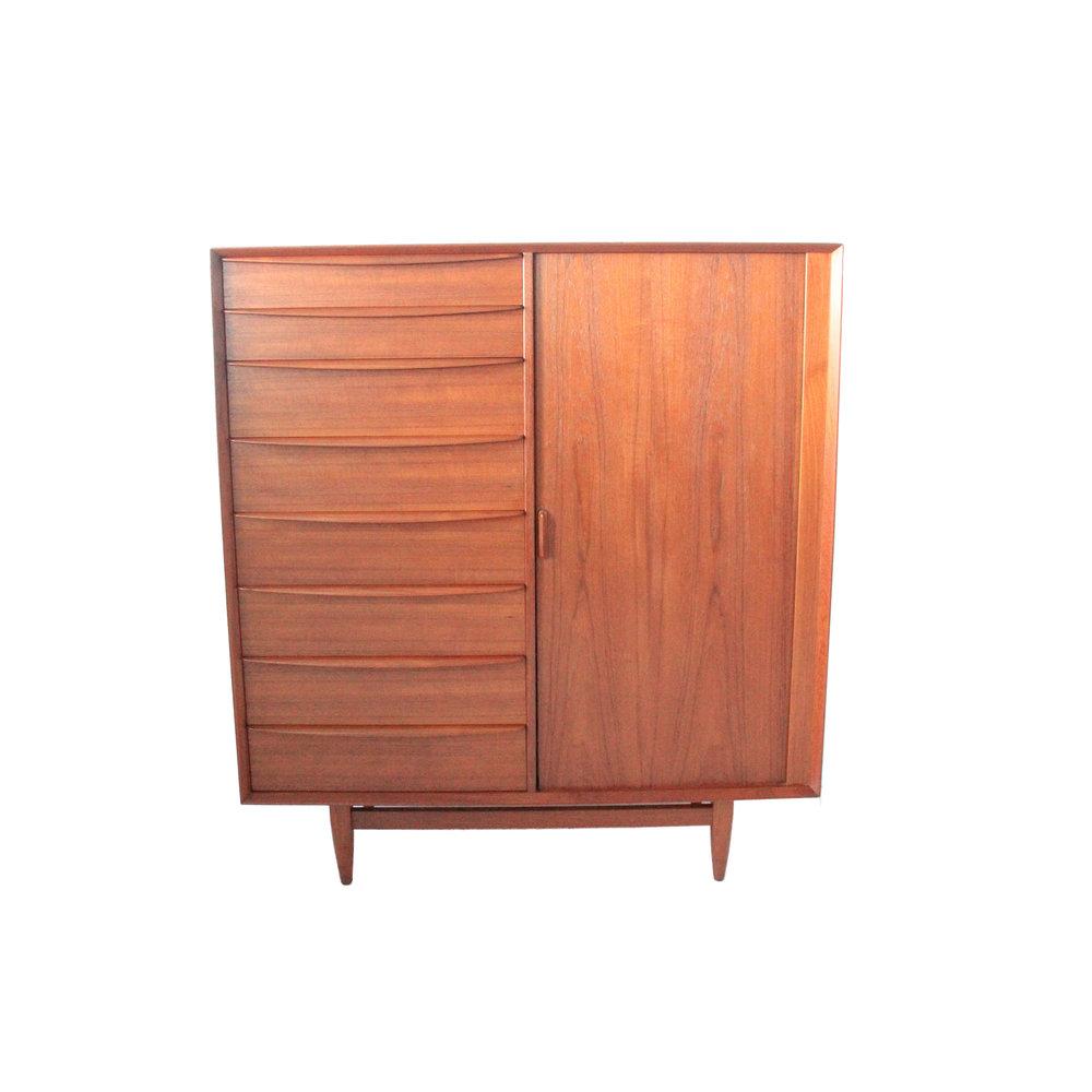 vintage danish mid century modern teak armoire.jpg