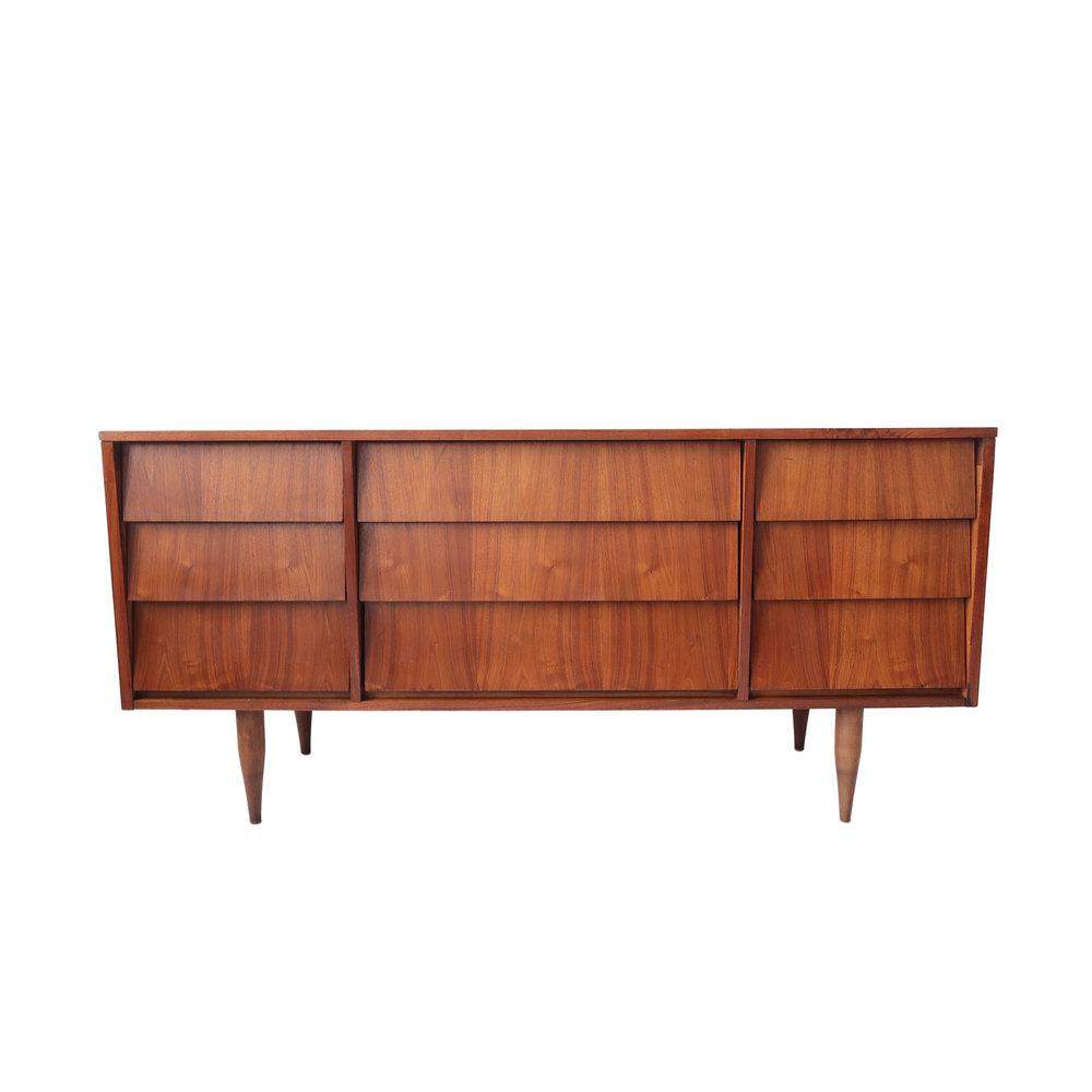 vintage mid century modern 9 drawer dresser copy.jpg