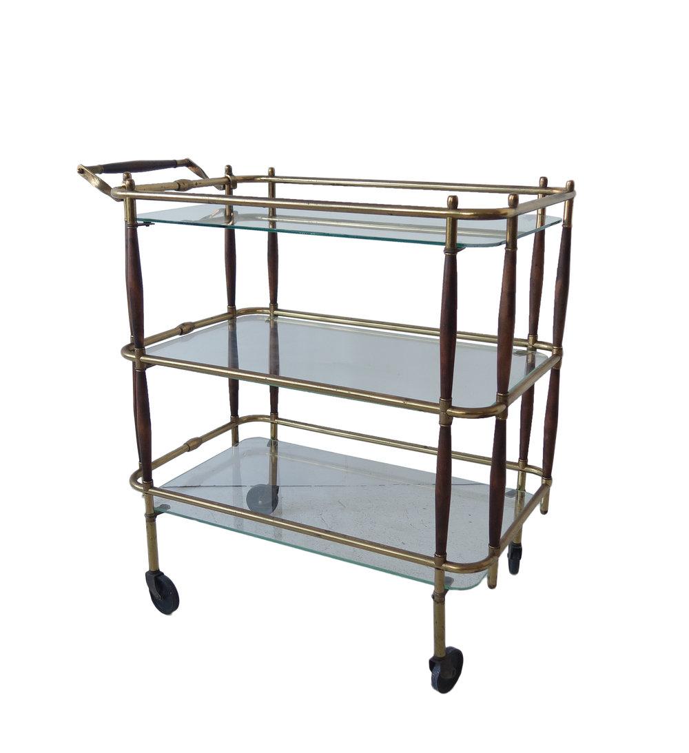 vintage mid century modern bar cart.jpg