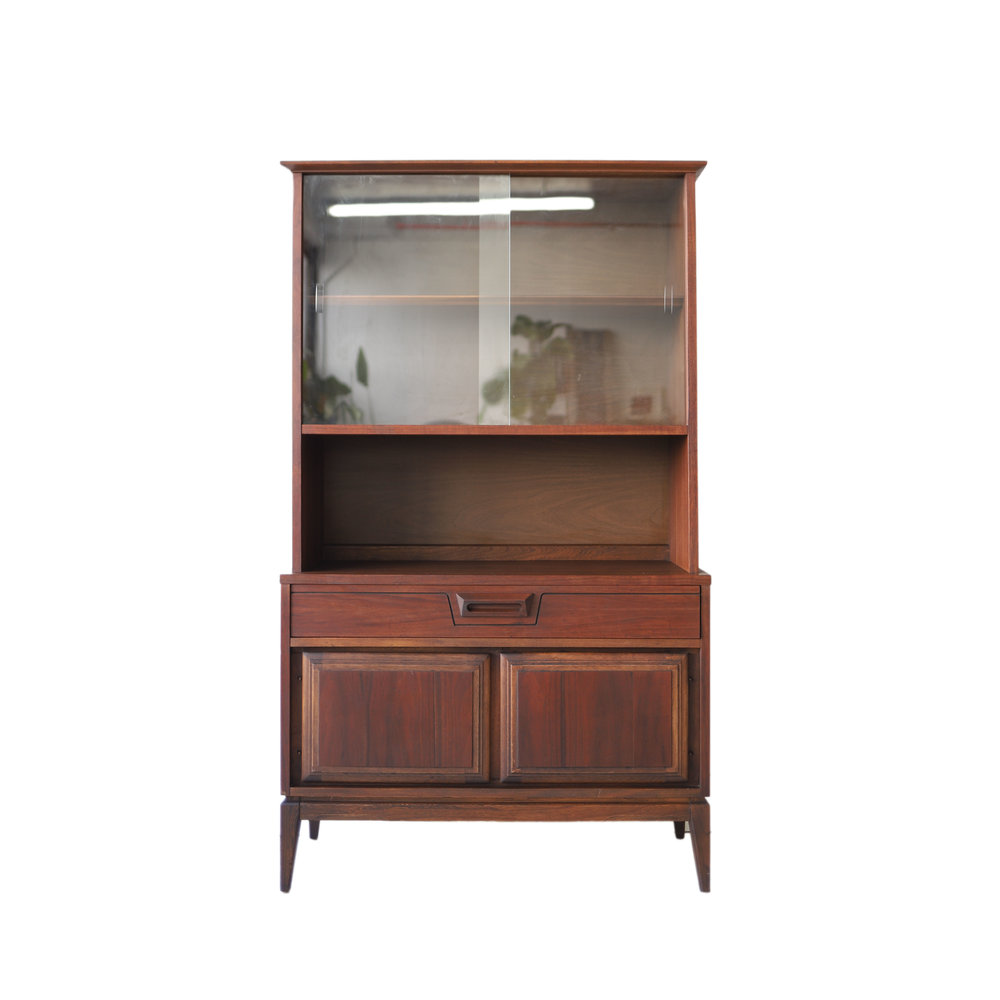 At 1st sight products small vintage mid century modern hutch