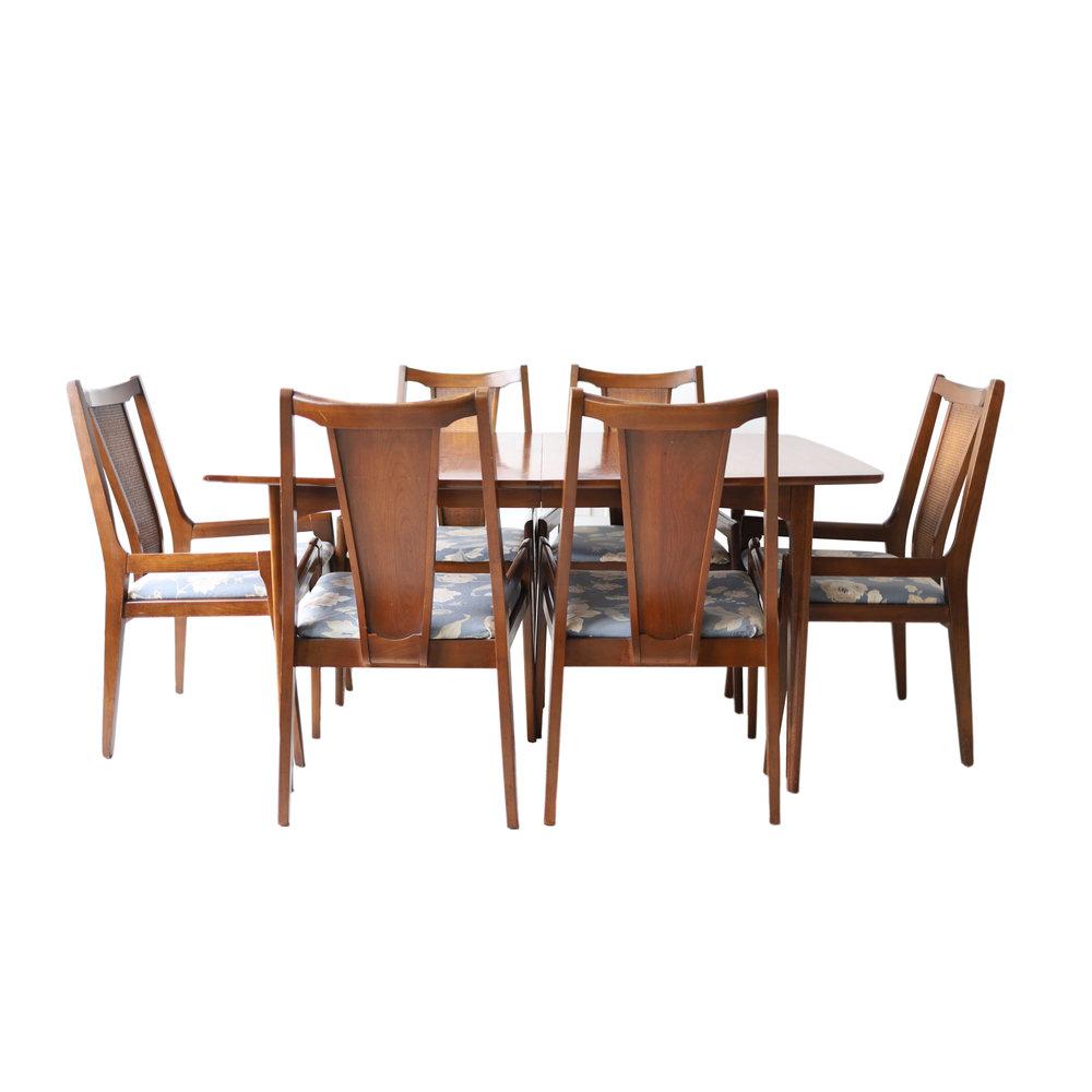 Vintage Mi Century Modern Dining Set