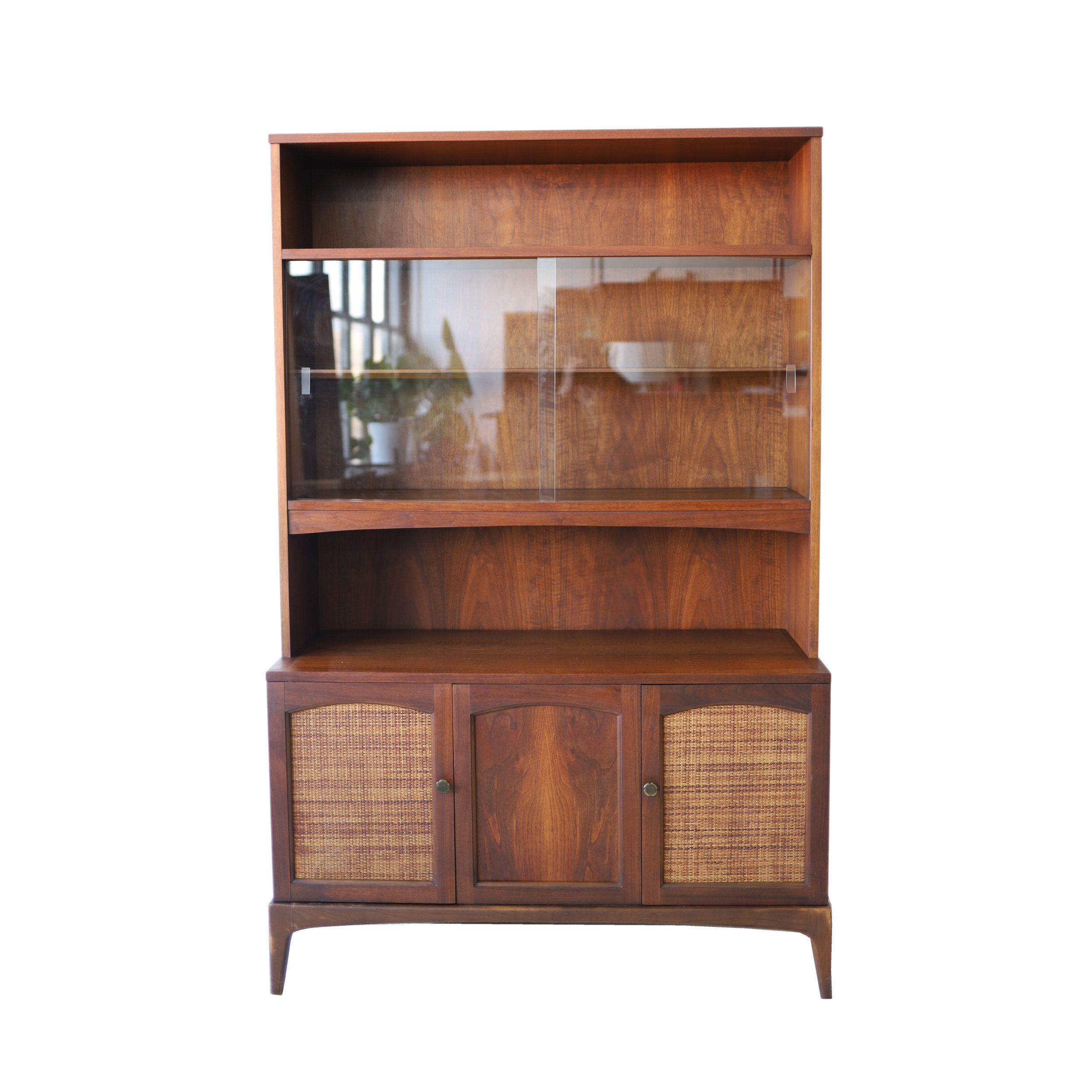 Picture of: At 1st Sight New Products Vintage Mid Century Modern Hutch Cabinet