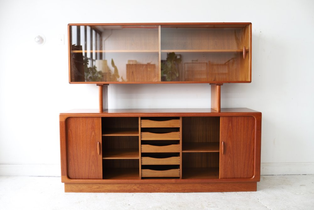 Danish Floating Credenza : At st sight new products vintage mid century modern danish