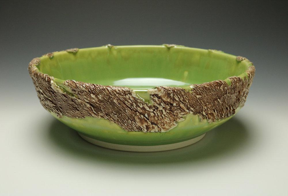 Moss Serving Bowl