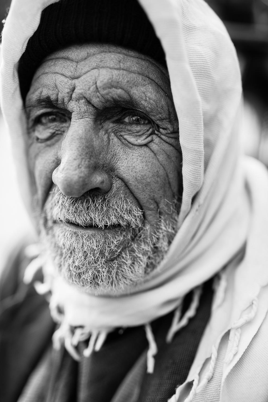 Rehyanli. Arabic man