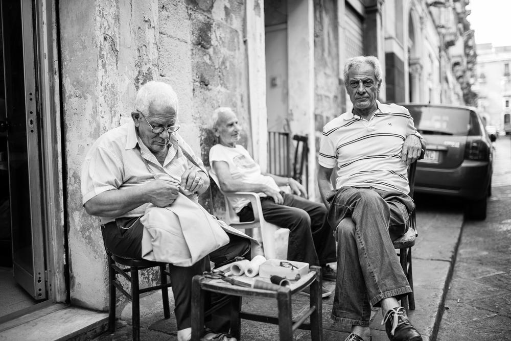 Catania's street llfe