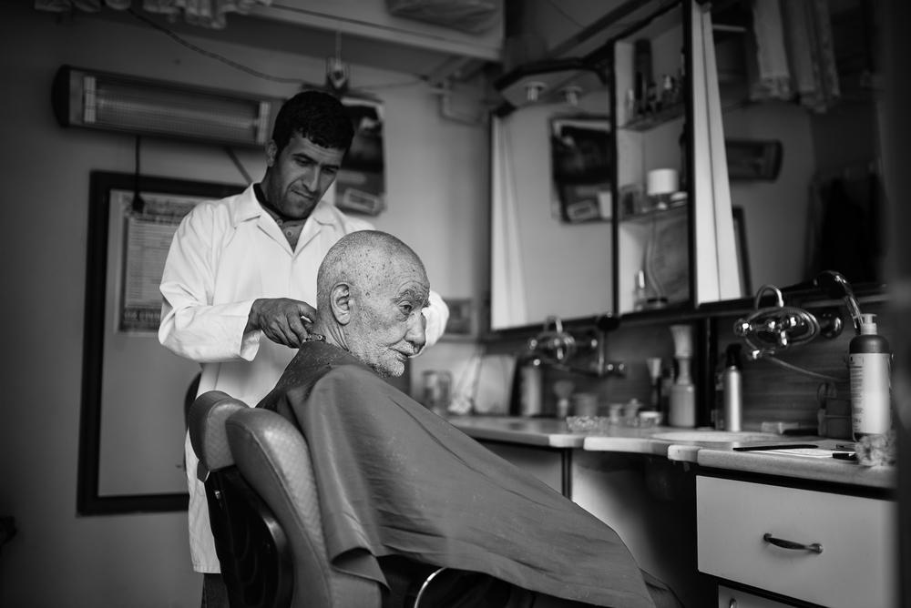 The barber, Kilis