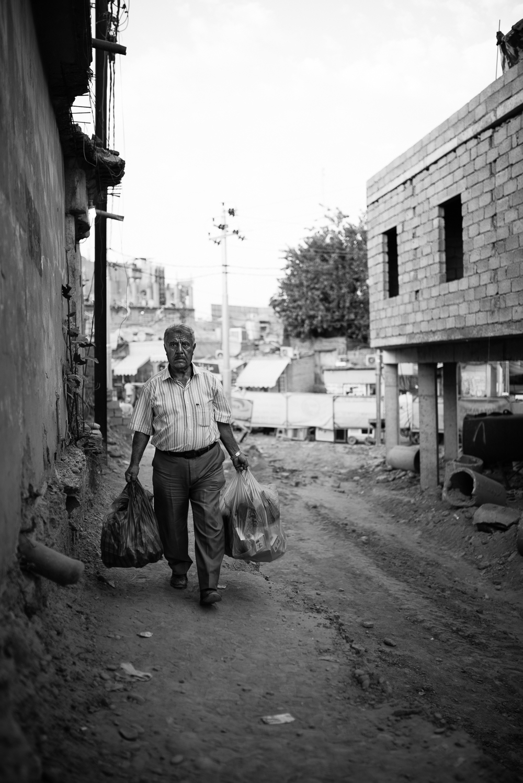 Street scene fromErbil