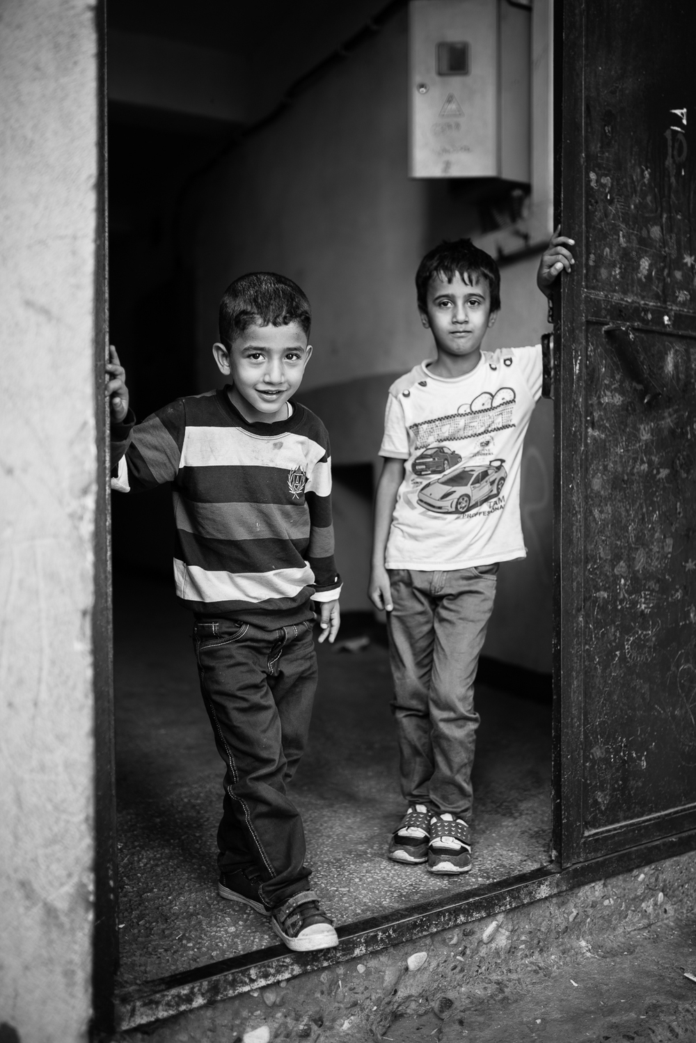 Friends. Dyarbakir (Turkey)