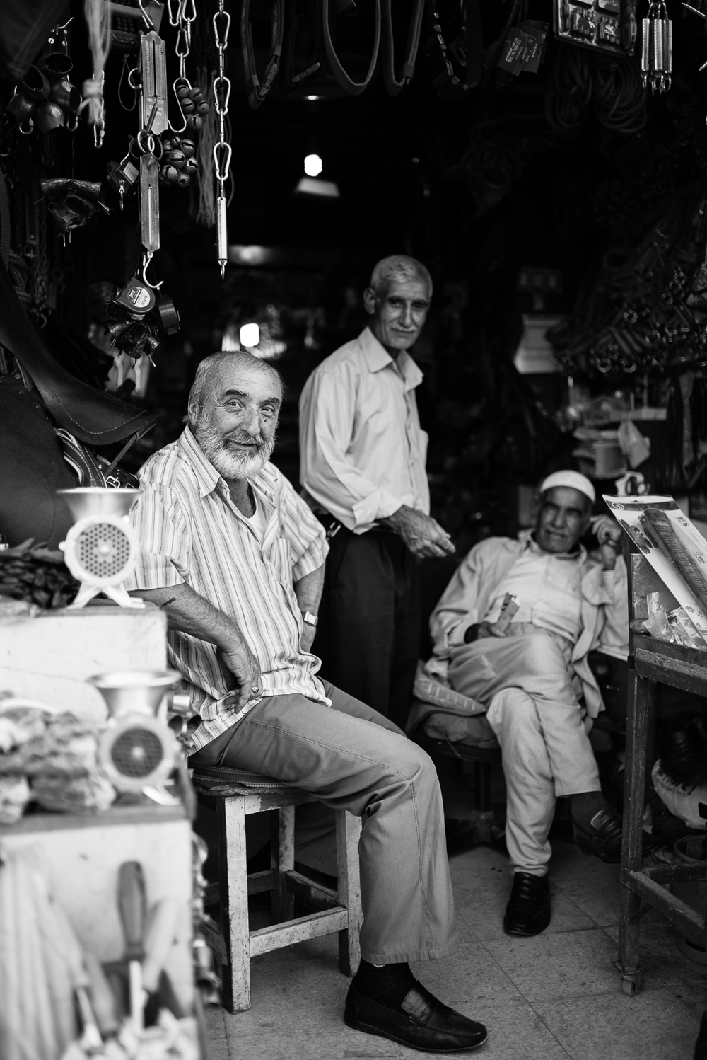 City life, Diyarbakir (Turkey)