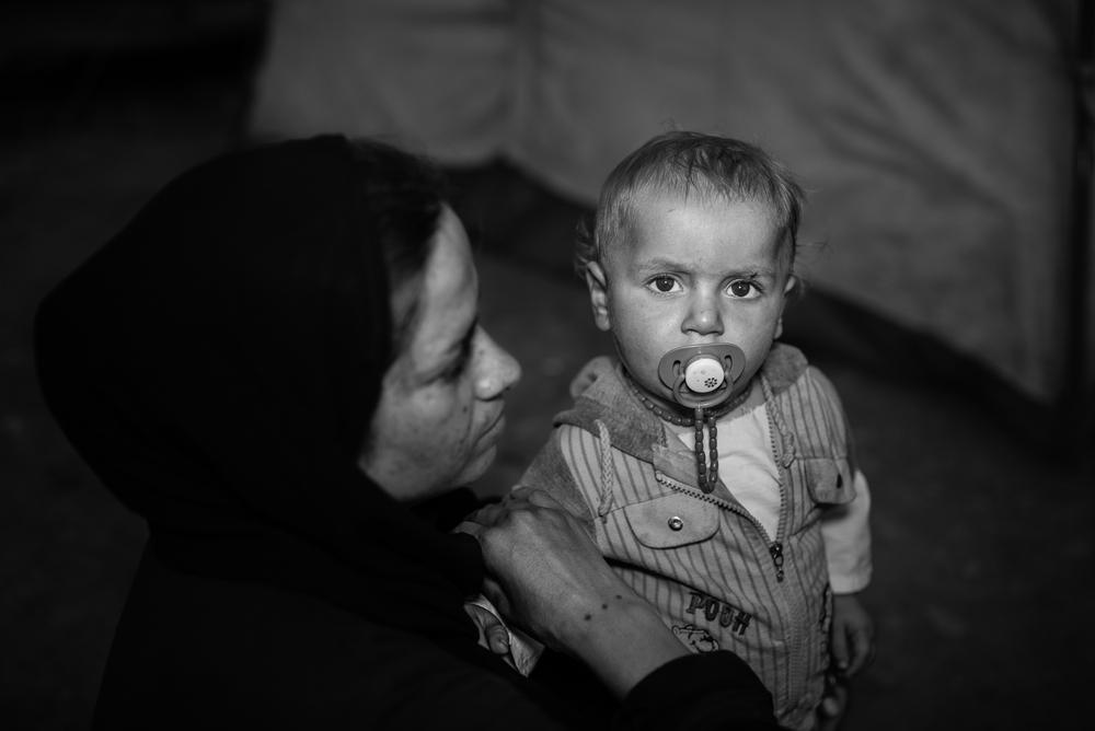 Zakho refugees camp