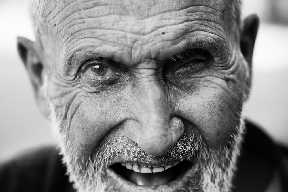 Elder in Gaziantep