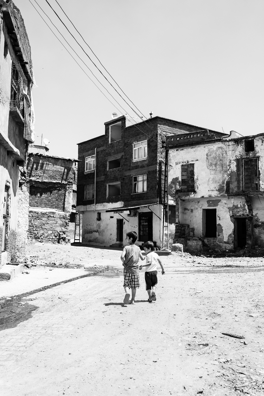 Little friends, Diyarbakir