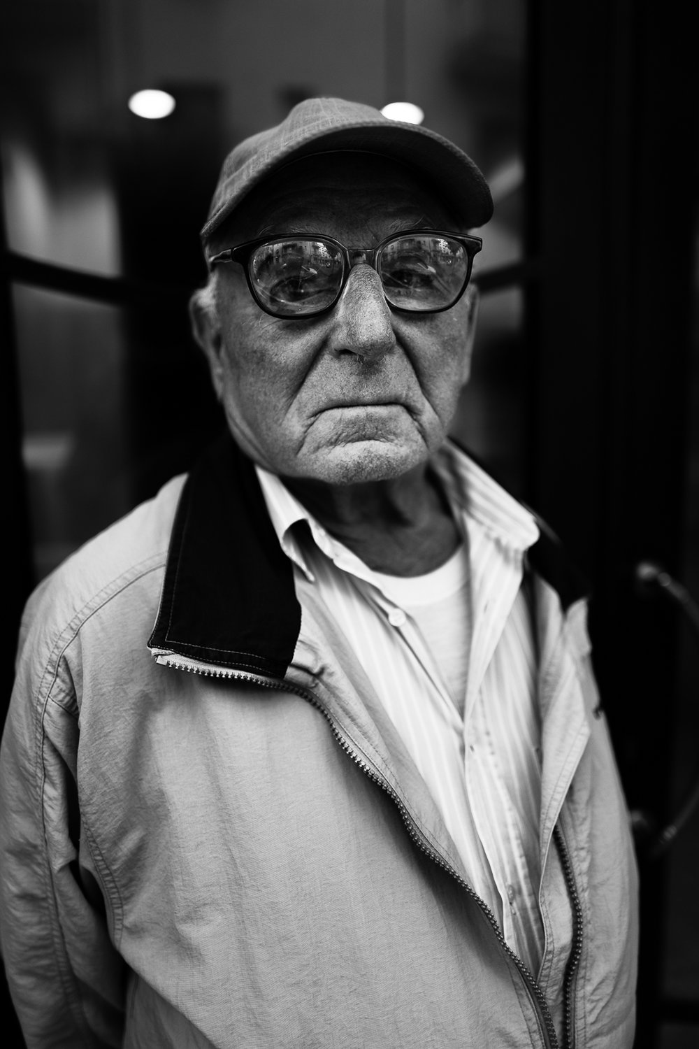 Portraits from the streets