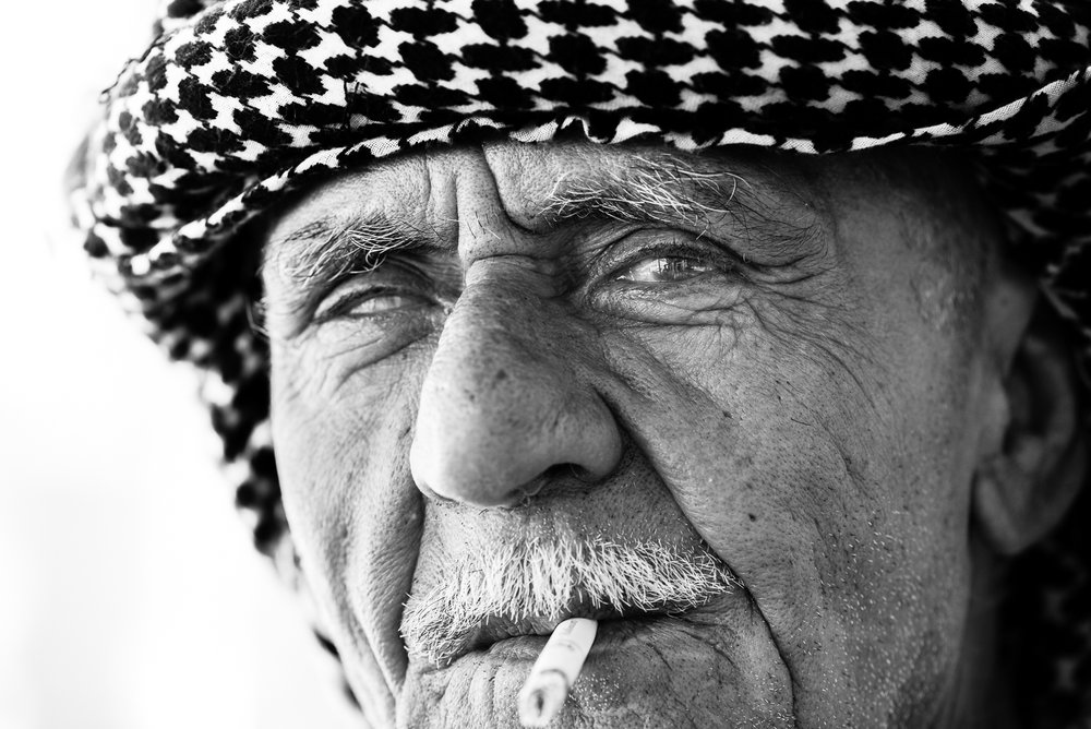 Portrait. Diyarbakir (Turkey)
