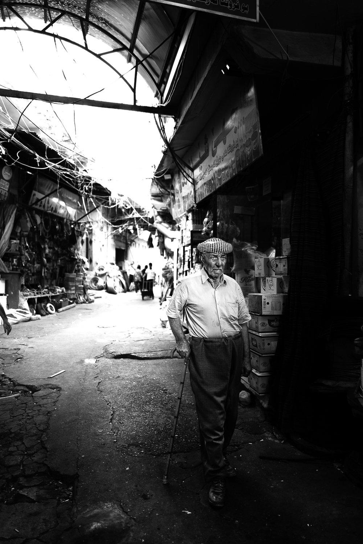 Dohuk bazaar
