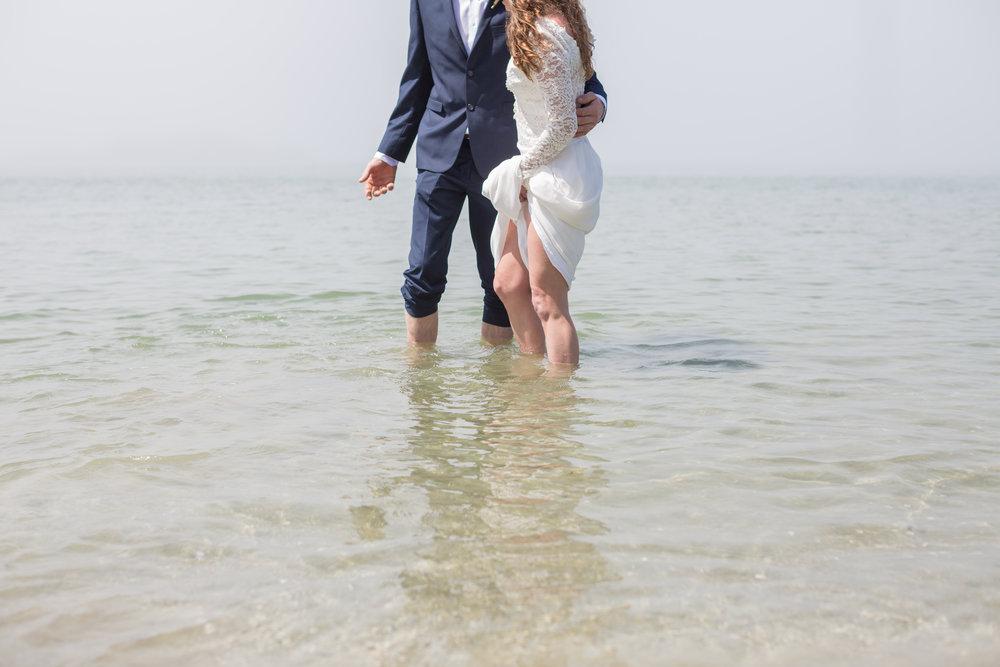 Kerri + Darryl - Tofino Beach Wedding