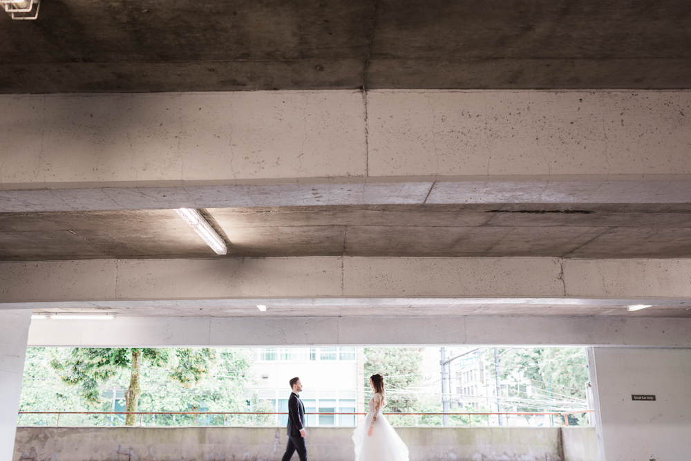 Lindsay + Mike - Vancouver, BC Wedding