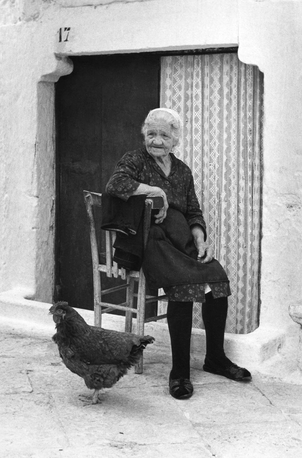 OLD LADY AND CHICKEN, web.jpg