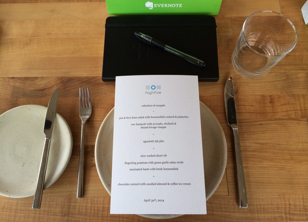 sales-dinners