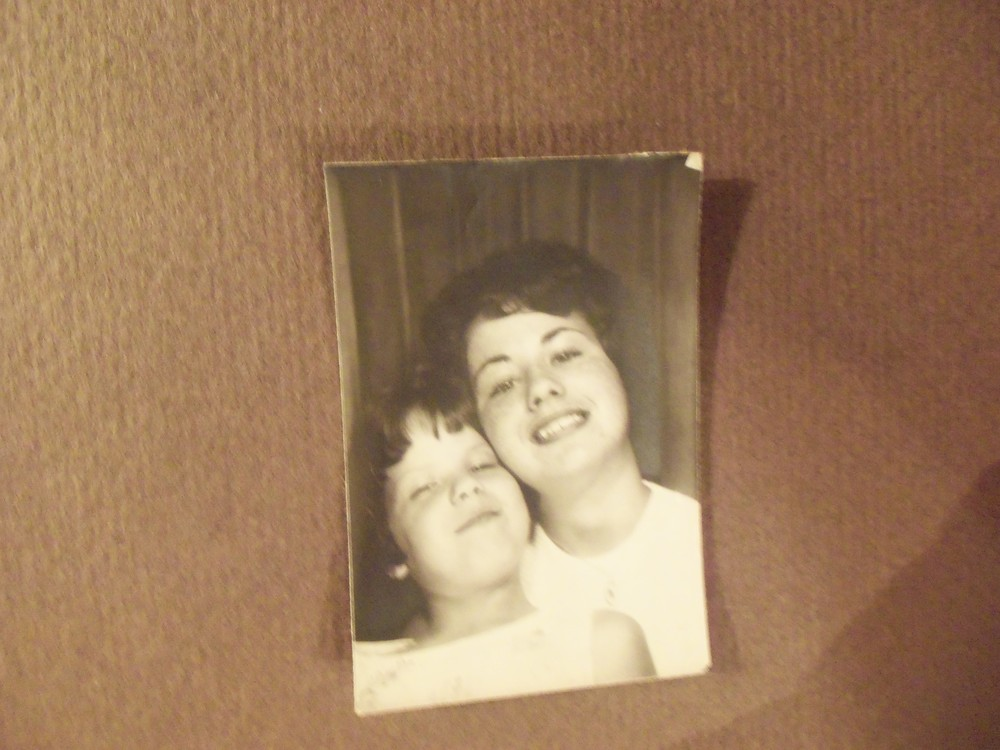 Tammy and big sis Kathy
