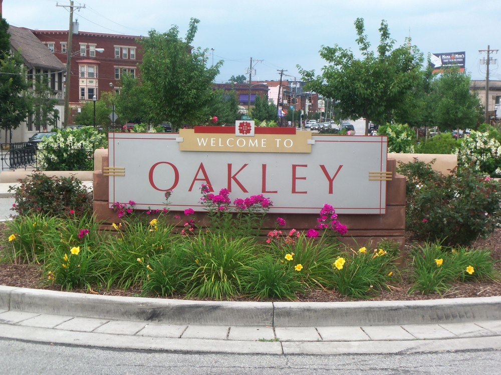 OAKLEY A SUBURB OF CINCINNATI ON MADISON RD.  PHOTO BY KATHY STORRIE   7-26-2014