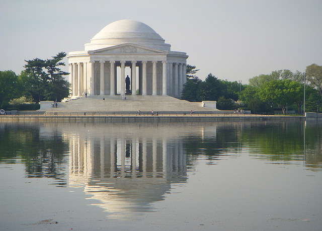THE JEFFERSON MEMORIAL  BY  BRETT     CREATIVE COMMONS   WWW.FLICKR.COM