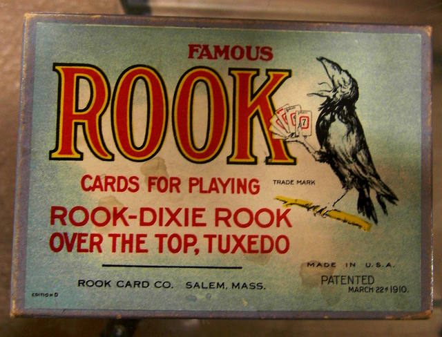 ROOK CARDS  BY  ANTEFIXUS U.E.   CREATIVE COMMONS   WWW.FLICKR.COM