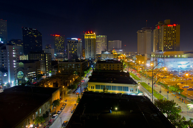 NEW ORLEANS, LA. BY ROGER SMITH   CREATIVE COMMONS    FLICKR.COM